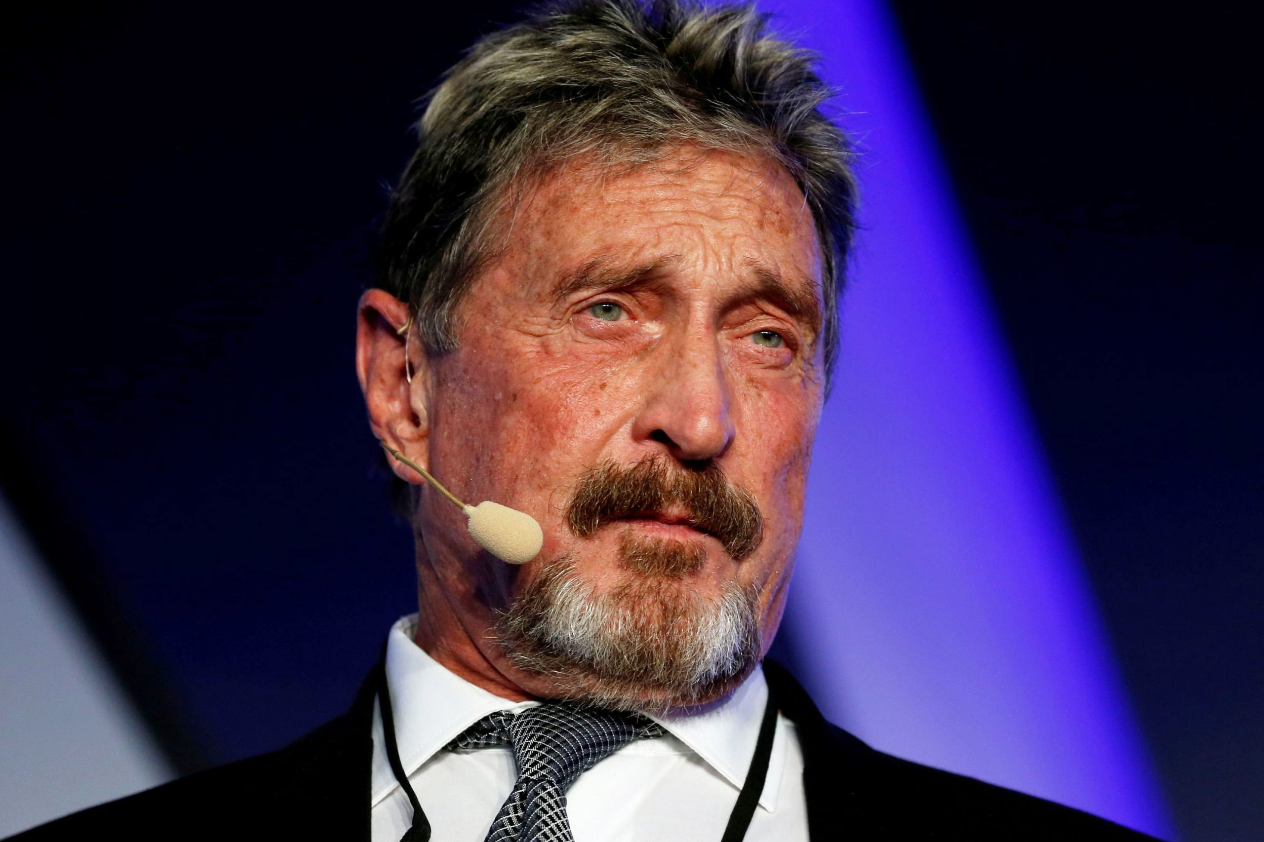 John McAfee found dead after Spanish court OKs extradition for tax crimes