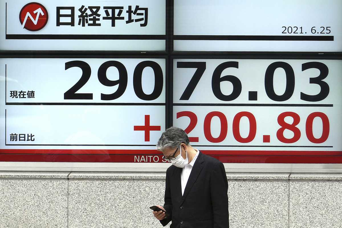 global stocks mostly rise on us rally on infrastructure deal 1624615326 573596895