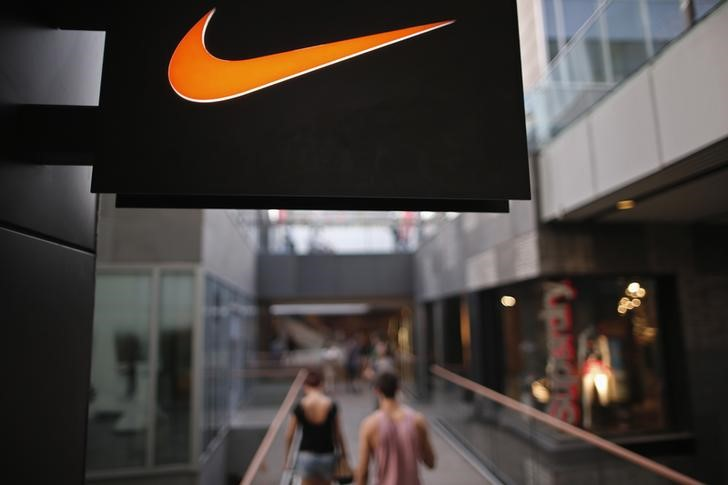 nike shares on track to hit record high as sales 1624621266 1160848205