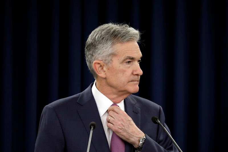 Powell Says Inflation From Reopening Larger Than Expected By Bloomberg