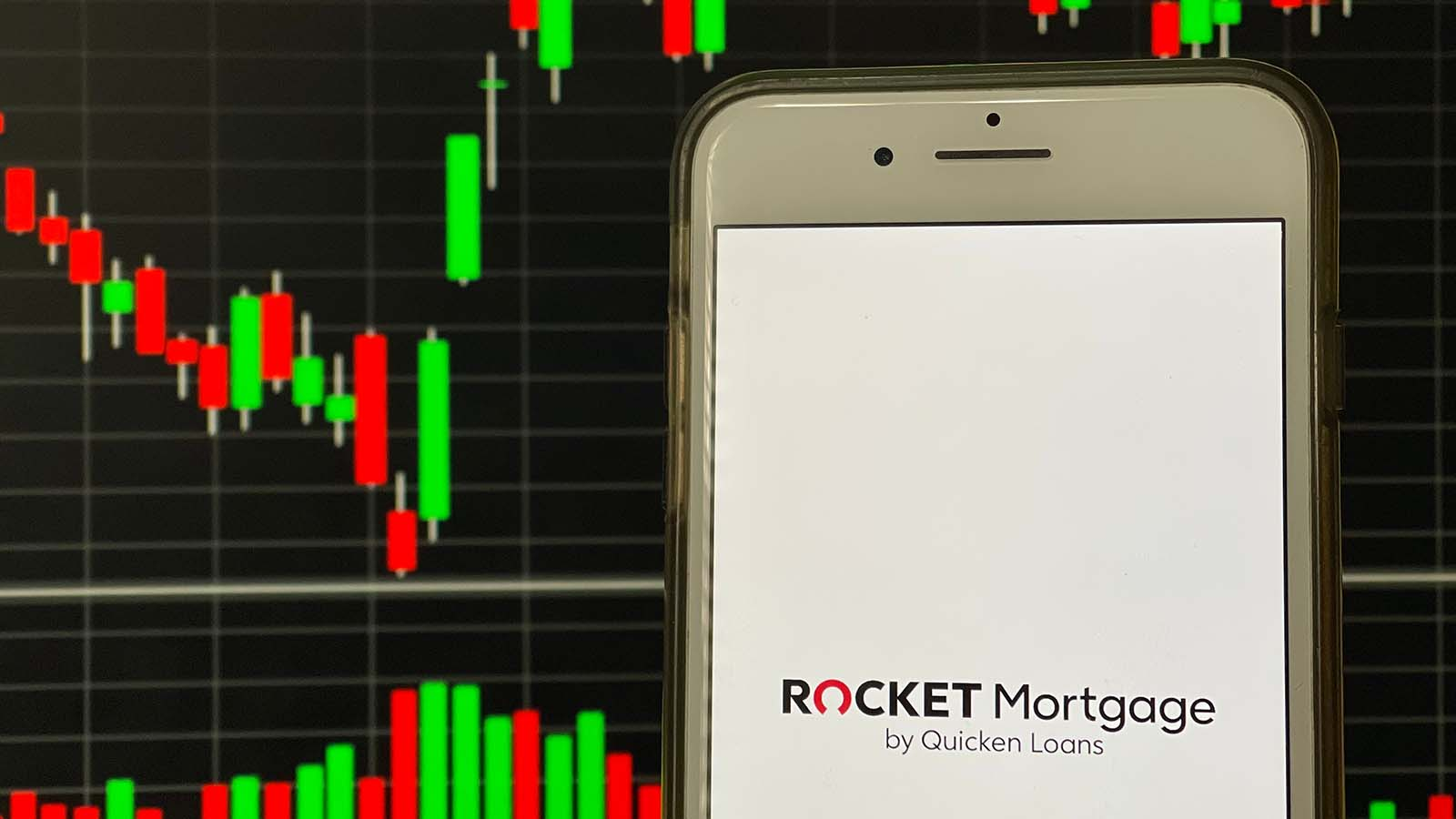 rkt stock rocket mortgage is at a risky phase in 1626978274 297673153
