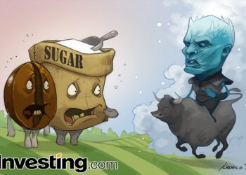 Weekly Comic: Coffee and Sugar in Danger - Winter Is Coming