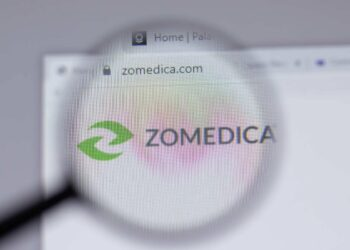 zom stock theres little thats attractive about once hot zomedica 1627899372 1773027753